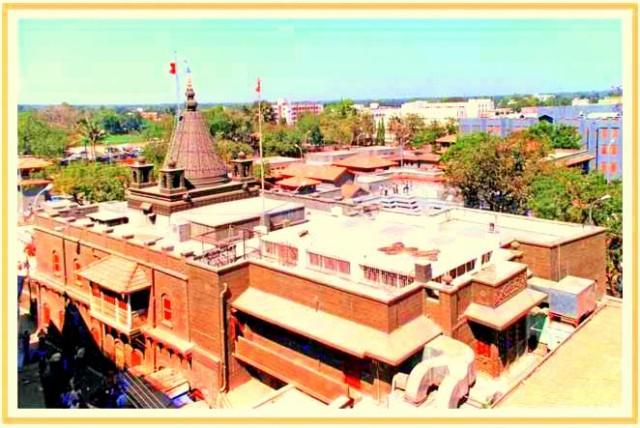 Shirdi SAI Temple, Shirdi