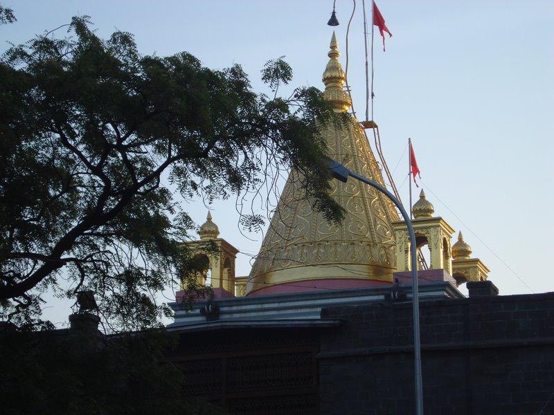 Shirdi sai baba's Smadhi temple
