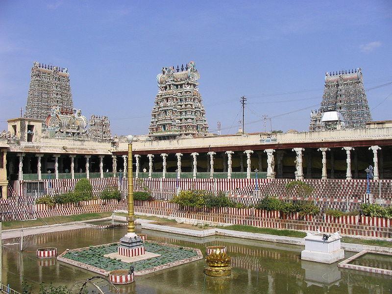 Shree Meenakshi Sundareswar Temple