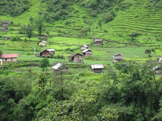 Sikkim Villages