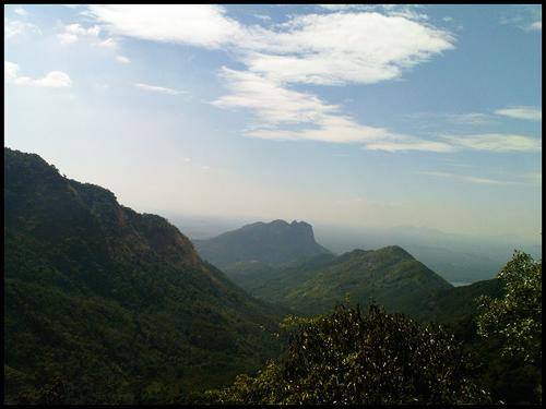 Siruvani Hills, Palakkad