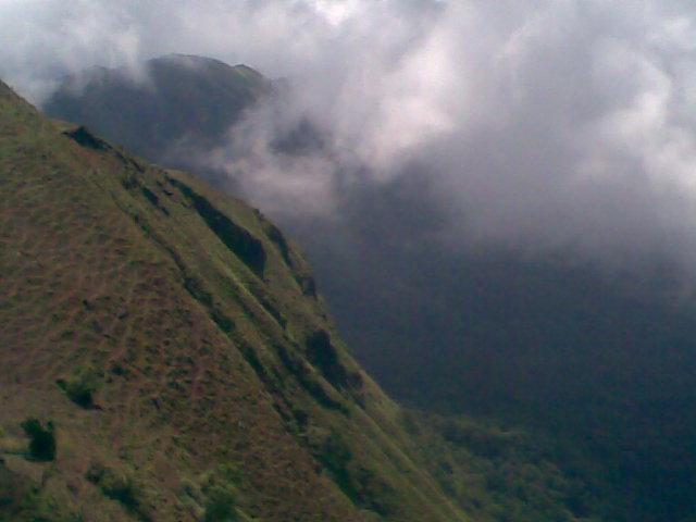 Sringeri Hills View