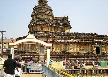 Sringeri-temple chikmagalur