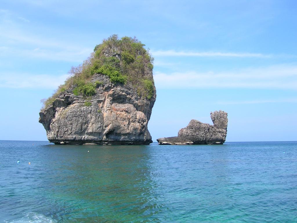 TH Krabi Paseo por el Mar de Andaman