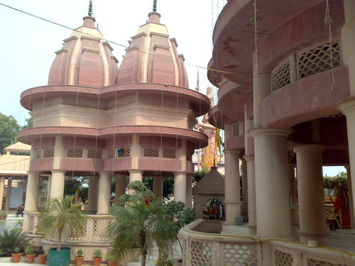 Temple sonipat baba dham