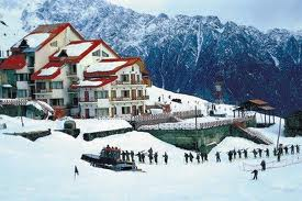 The Cliff Top Club Resort, Auli Package