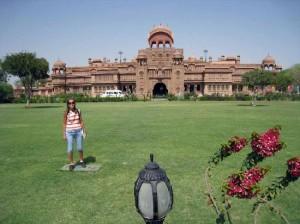 The Laxmi Niwas Palace, Bikaner