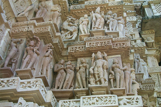 The Wonder of India - Khajuraho