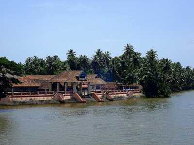 Thrissur River View