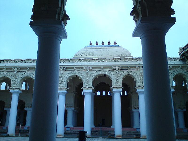 Tirumalai Nayakar Mahal