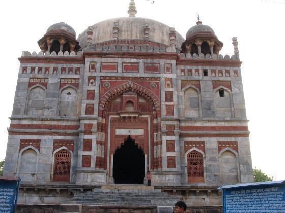 Tomb of Shah Ibrahims Narnaul
