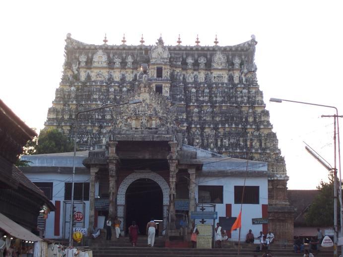 Trivandrum Padmanabhaswamy Vishnu Temple