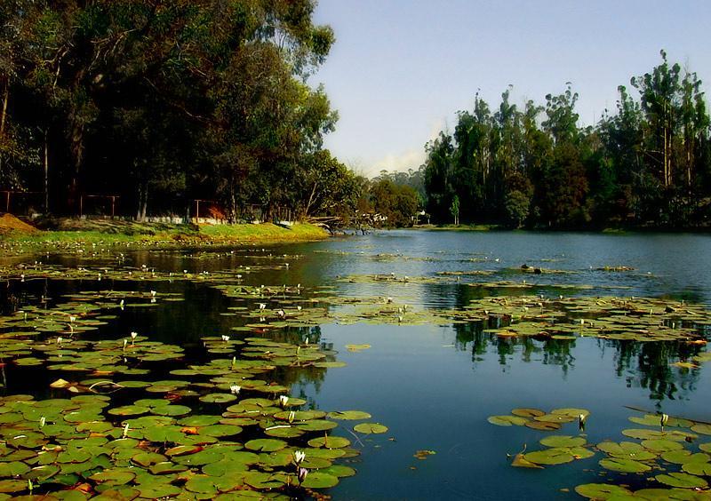 Veli Lake Trivandrum