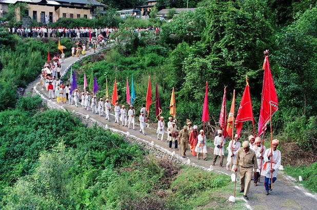 Village God Yatra
