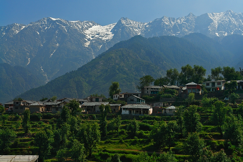 Village of Dharamshala