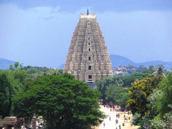 Virupaksha Tempel hampi