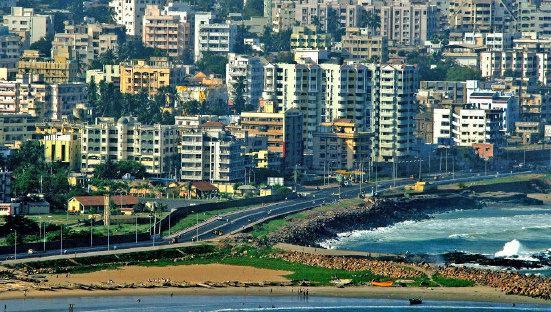 Vishakhapatnam city