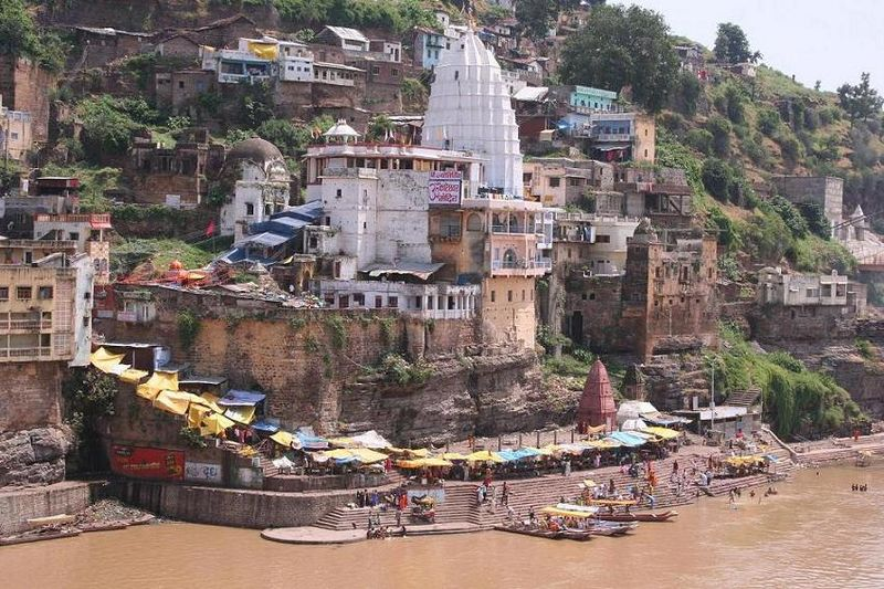 West Ghats in Omkareshwar