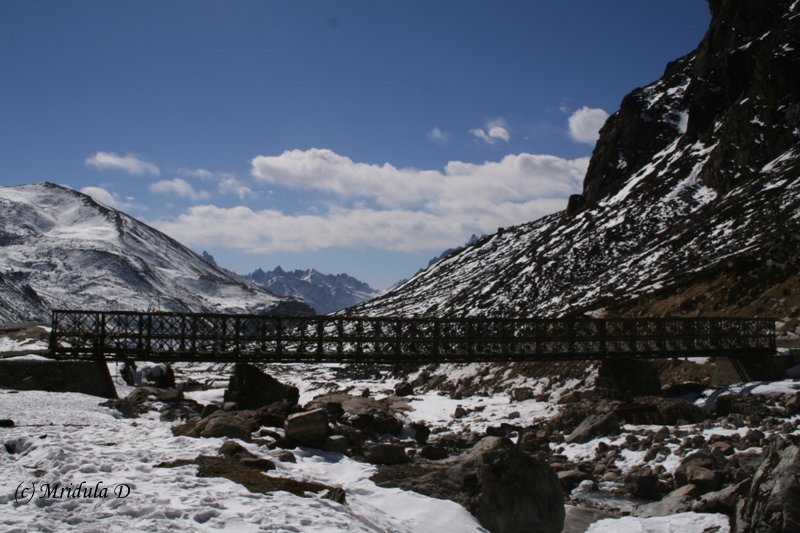 Zero Point Yumthang Valley Sikkim