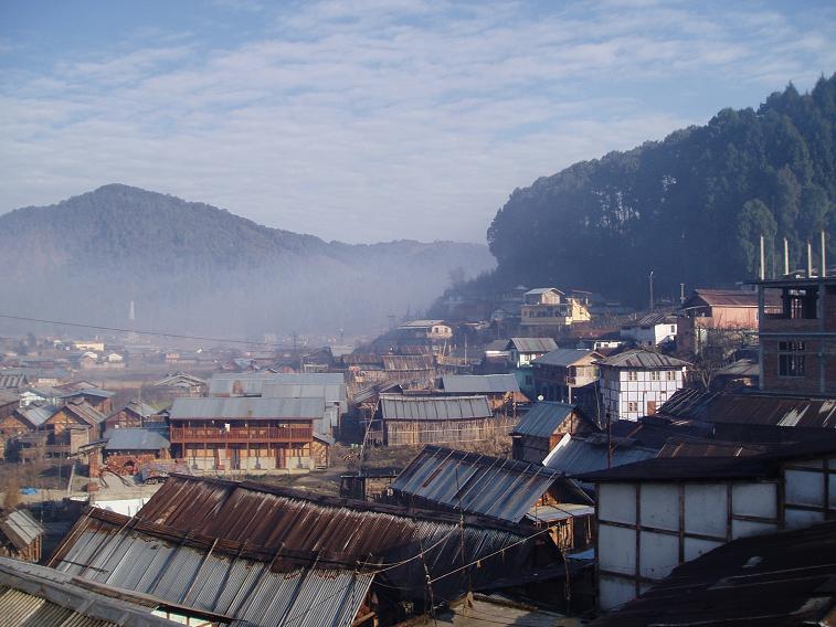 Ziro Town