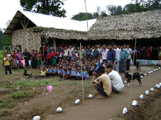 Changlang Villagers
