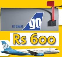 GoAir Flights with Cleartrip