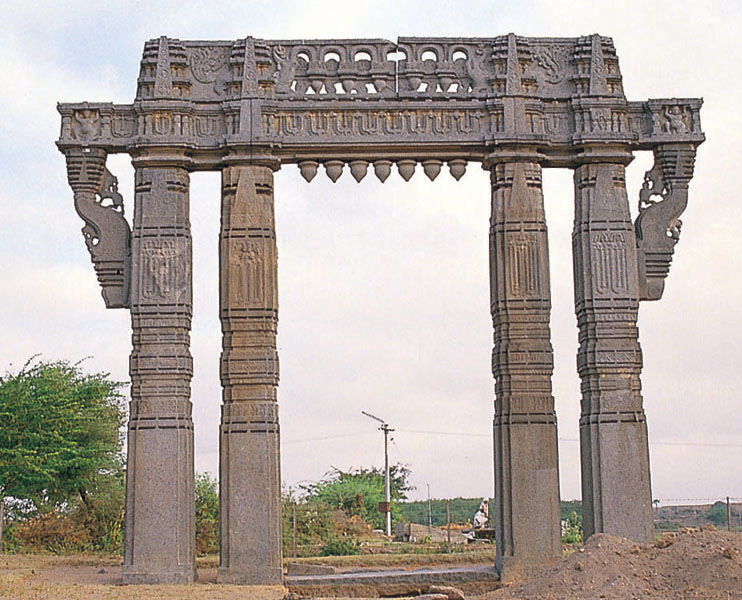 kakatiya gate