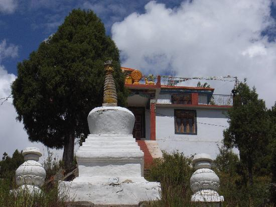 keylong jasbu monastery