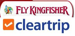 Kingfisher Flight Tickets Offer