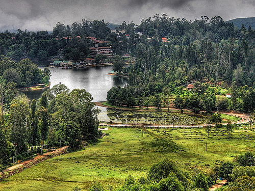 kodaikanal Hill Station