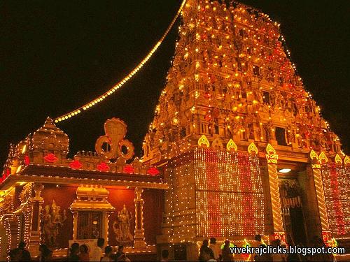 Kudroli temple in mangalore