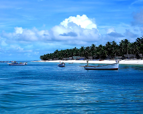 Agatti Island India Online Travel Pictures - 2011 India Travel Deals