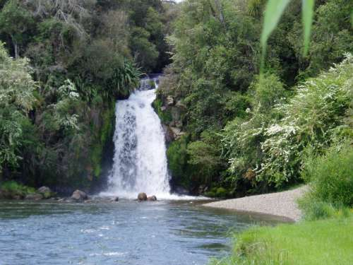 maungamate falls