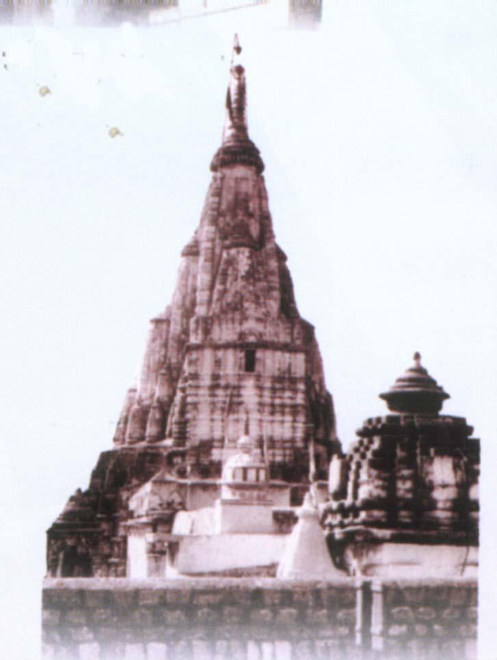 Nar Narayan Temple