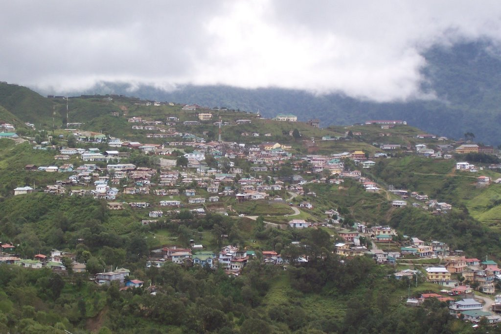 Tawang City