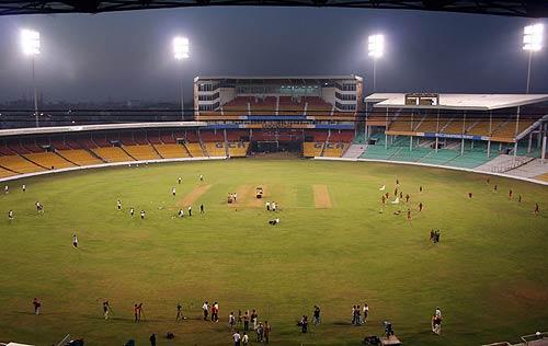 Sardar Patel Stadium Motera