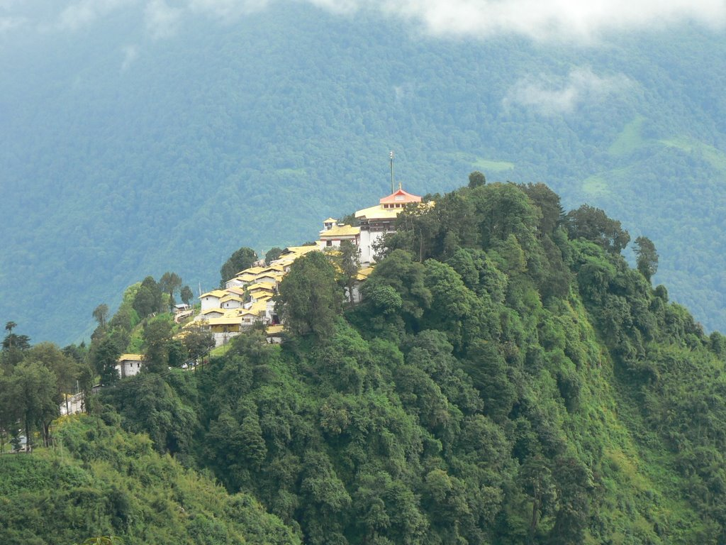 View of Tawang