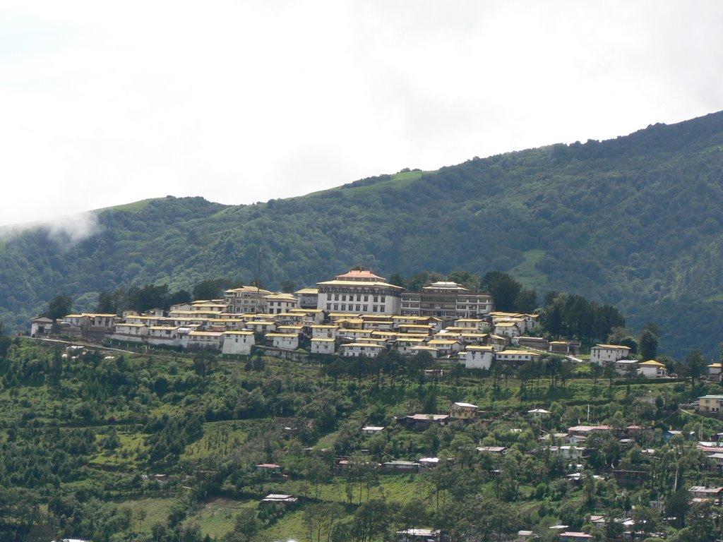 Tawang monastary