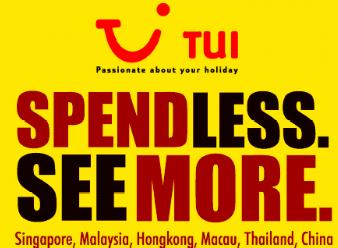 Spend Less and See More TUI Package
